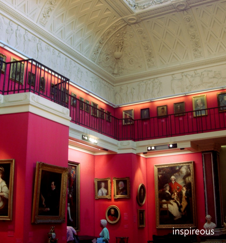 Gallery in The Fitzwilliams Museum