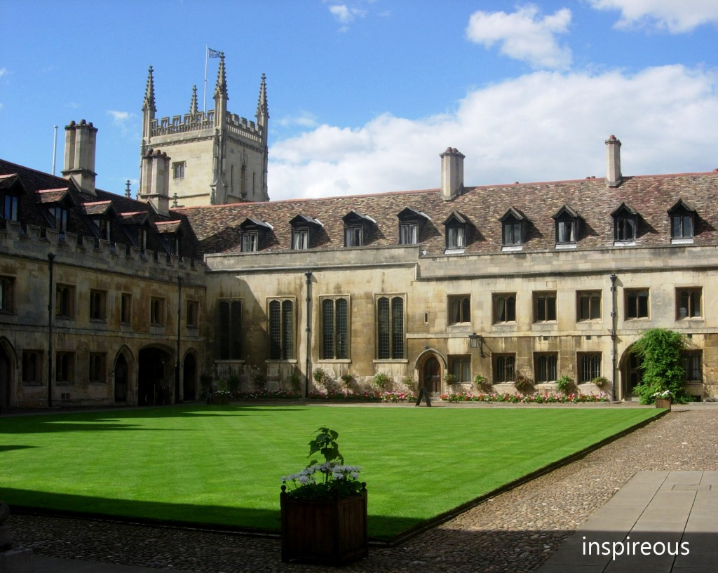 Green of the Pembroke College
