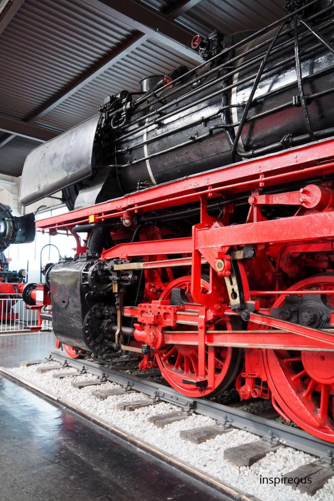 steam engine - Auto & Technik Museum Sinsheim