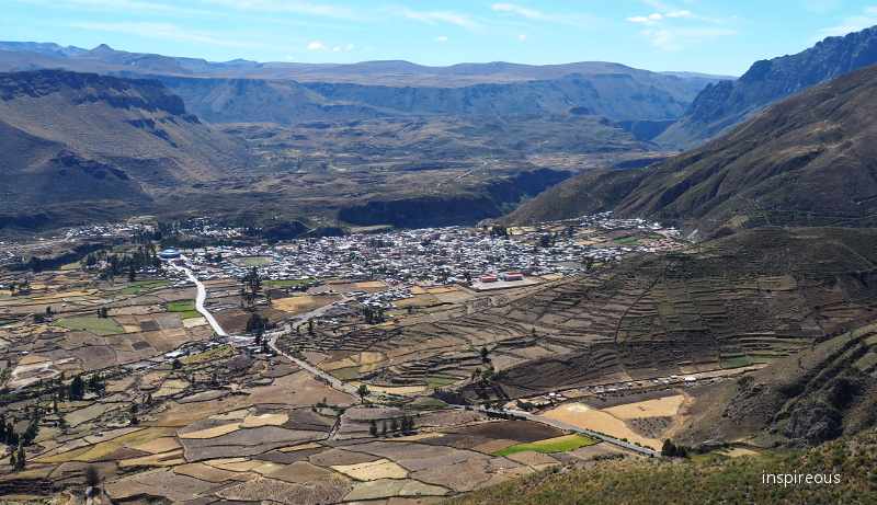 chivay - Colca valley